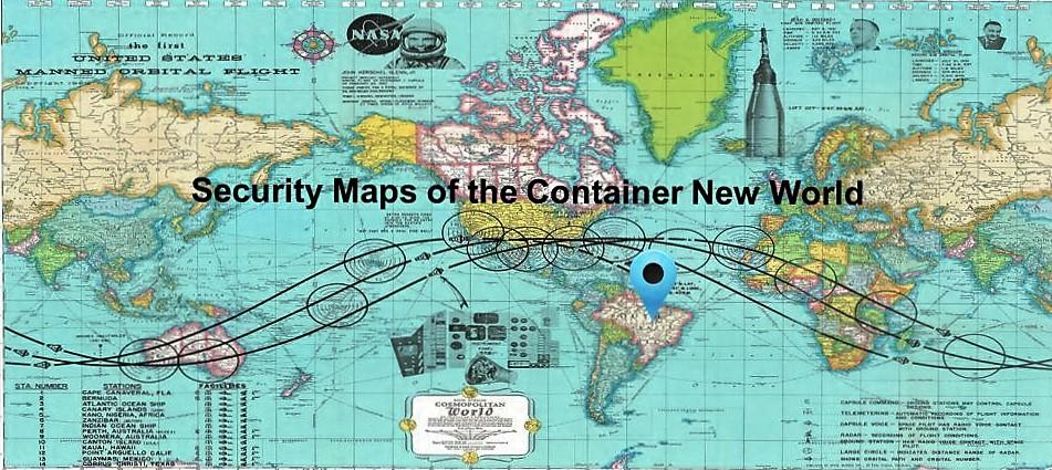 Webinar – Mapa de segurança para um mundo novo baseado em containers e microserviços